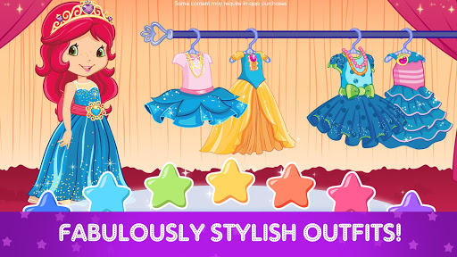 Strawberry Shortcake Dress Up Dreams Apk 2