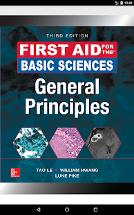 First Aid for Basic Sciences General Principles 3E- screenshot thumbnail