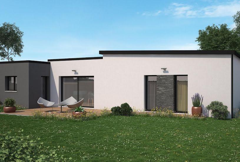 Vente Terrain + Maison - Terrain : 606m² - Maison : 103m² à Candé (49440)
