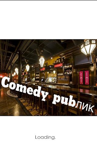 Comedy Public