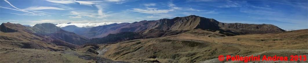 Photo: Panorama 2 Dal Ravino al Prado, dal Passone