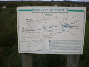 Photo: PW - From Tan Hill to Middleton in Teesdale: entering Bowes Moor
