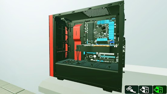 Gaming PC Build Simulator - náhled