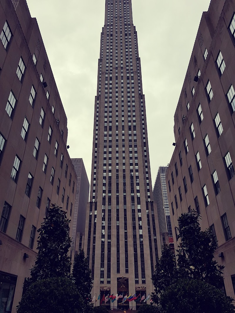 ROCKEFELLER CENTER di Adam98