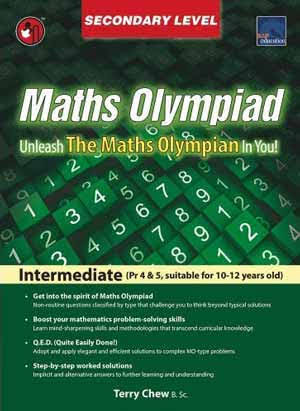 Unleash the Math Olympians in You-Intermediate