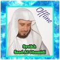 Murottal Syeikh Saad Al Ghamidi Offline Complete icon
