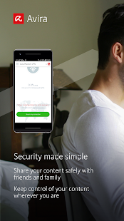 Free VPN: Avira Phantom VPN- screenshot thumbnail