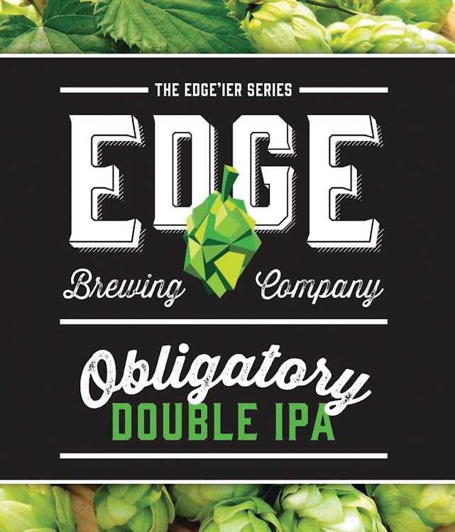 Logo of Edge Obligatory Double IPA