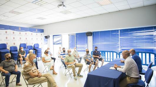 José Antonio García inicia su andadura impulsando el deporte