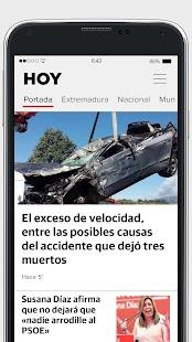Hoy de Extremadura - náhled