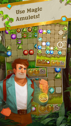 Gemcrafter: Puzzle Journey - screenshot