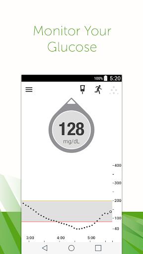 Dexcom G5 Mobile mg/dL DXCM1 Apk apps 1