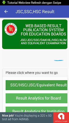 Download All Exam Results - SSC HSC NU JSC PSC on PC & Mac