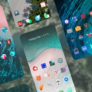 Ineclectic - Material Design Icon Pack Screenshot