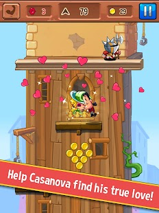 Casanova Knight Hack for the game