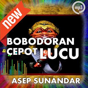 Bobodoran (MP3) Cepot Lucu Asep Sunandar - náhled