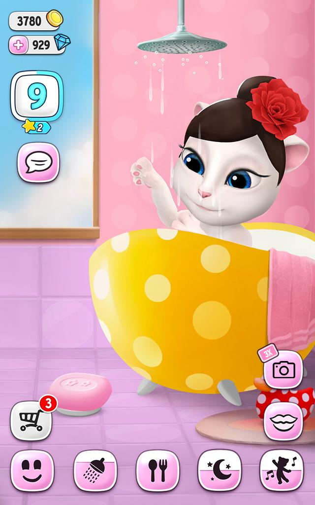 My Talking Angela Screenshot 18