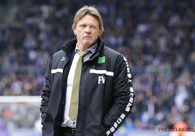 Franky Vercauteren est désormais un entraîneur libre