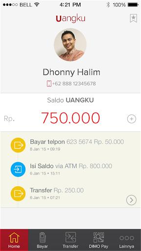 Uangku
