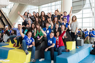 Photo: And the Google I/O Core Team who came together to make this year's event our best yet.  Looking forward to seeing you at Google I/O 2015!