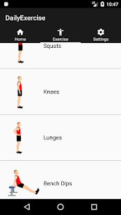 Download Daily Exercise for Windows Phone apk screenshot 4