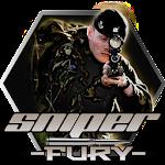 Sniper Fury 3D Assassin Gun Killer Shooting Games Icon