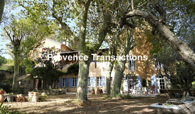 Propriété Beaumes-de-Venise