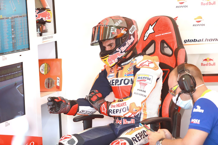 Marc Marquez will miss the the season-opening Qatar Grand Prix as he continues to recover from an arm injury sustained last season.