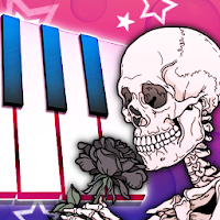 Spooky Scary Skeletons Dream Tiles