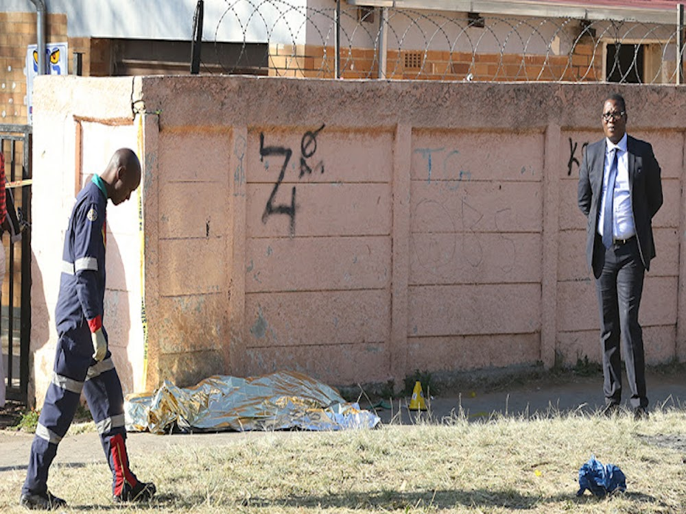 WATCH | Playgrounds turned battlefields: Are SA school kids becoming more violent? - TimesLIVE