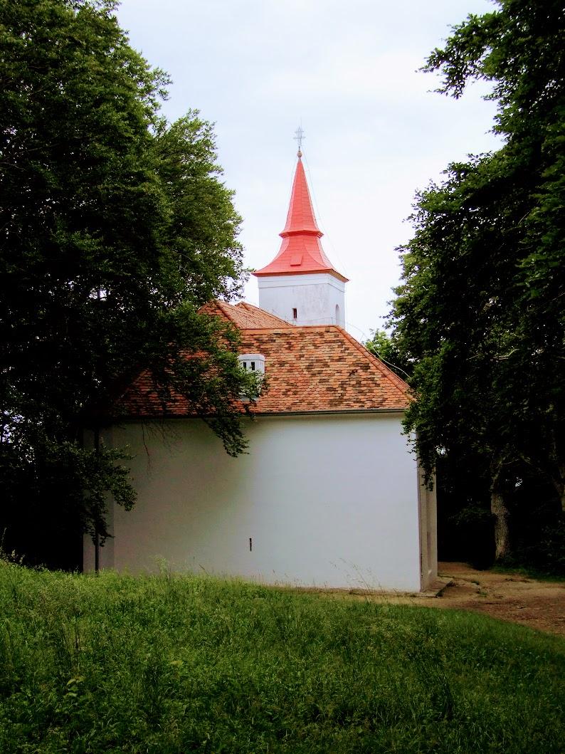 Velem - Szent Vid-kápolna (Szent Vitus)