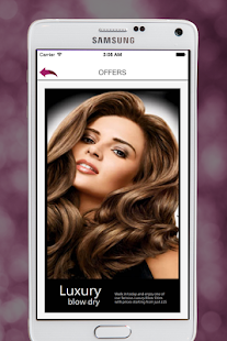 Saloni App- screenshot thumbnail