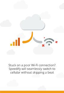 Speedify - Faster Internet Screenshot 2