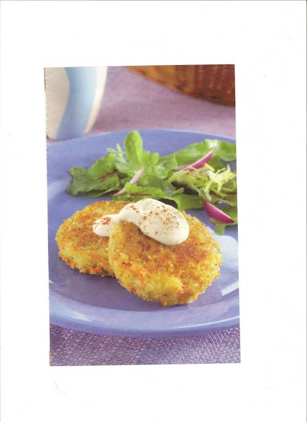 Chile-lime Salmon Patties Recipe