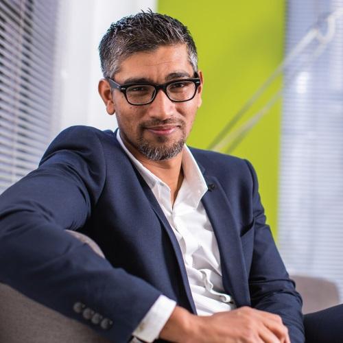 Zain Patel, Managing Director, Merchants South Africa.