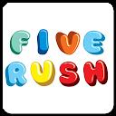 Five Rush Anagram Game APK