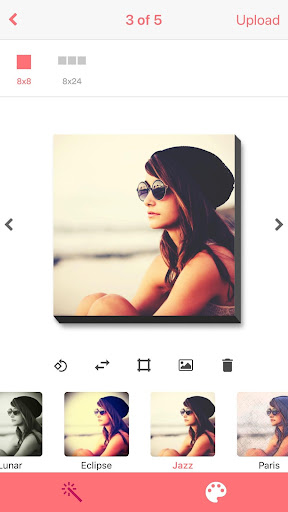 Canvas Prints that Stick to Walls by MeshCanvas™ - screenshot