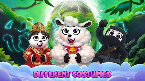 熊貓流行! 泡泡龍傳奇和解謎冒險