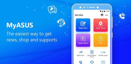 MyASUS - Service Center - Apps on Google Play