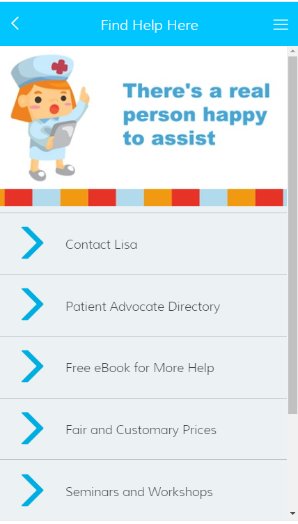DependableDoc© Push Back App- screenshot