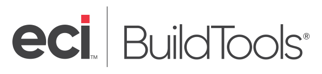 ECI BuildTools Logo