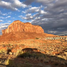 Monument Valley by Scott Murphy - Landscapes Deserts