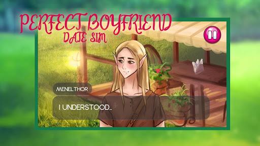 Perfect Boyfriend Date Sim