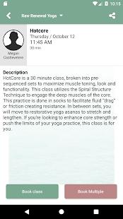 Raw Renewal Yoga - náhled