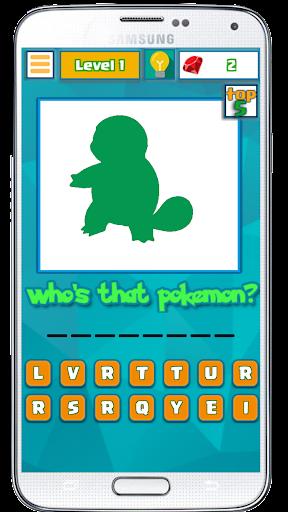 玩免費拼字APP 下載Guess the pokemon app不用錢 硬是要APP