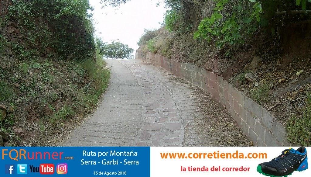 Ruta a Pie Serra – Garbí – Serra