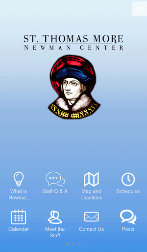 St Thomas More Newman at USD