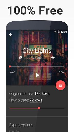 Timbre: Cut, Join, Convert Mp3 Audio & Mp4 Video 3.1.1 screenshots 5