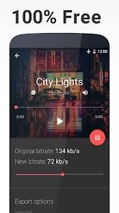 Timbre: Cut, Join, Convert Mp3 Audio & Mp4 Video Screenshot