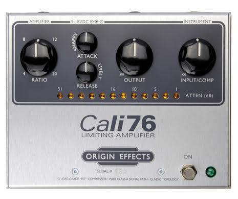 Origin Effects Cali76-TX LIM ED